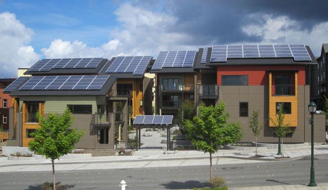 Zhome Viviendas Autosuficientes En Seattle