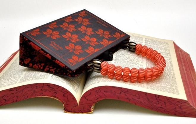 Bolsos hechos con libros - Bolsos de tela hechos en casa ...