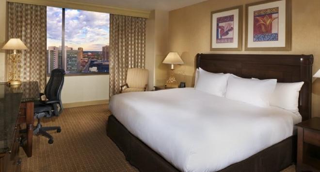 Hoteles Hilton reciclará el 85% de sus colchones