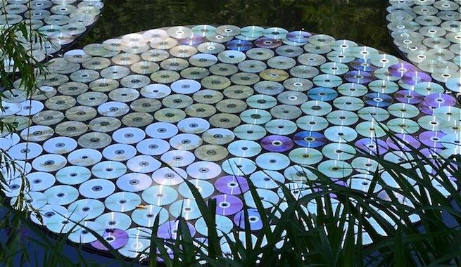 Deco reciclado reciclado de cd s taringa - Manualidades con cd usados ...