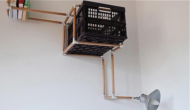Ideas locas para crear muebles reciclados pr cticos - Ideas para reciclar muebles ...