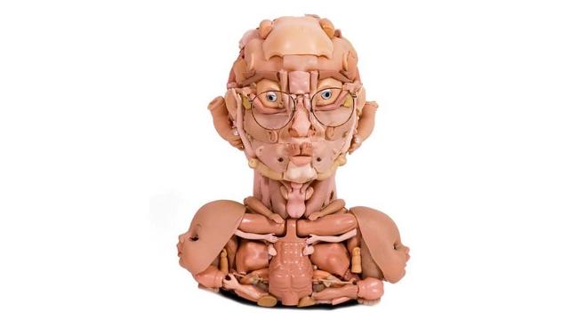 Como hacer partes del cuerpo humano con material reciclable - Imagui