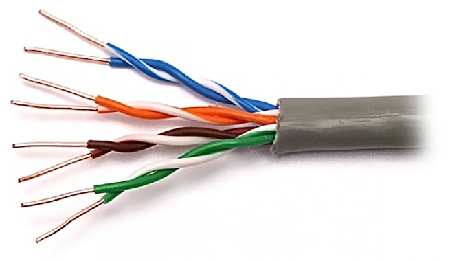 Arte con cables el ctricos - Cable electrico para exterior ...