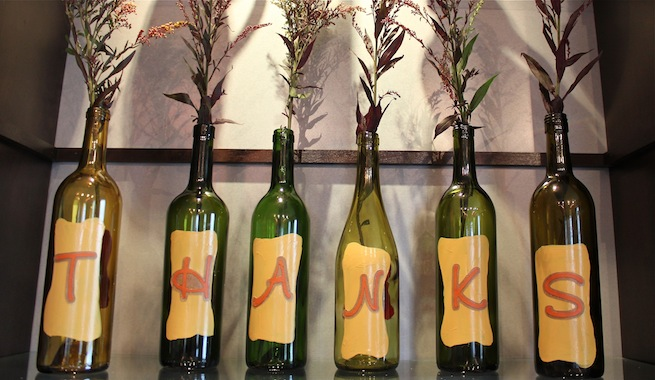 Decora botellas vino
