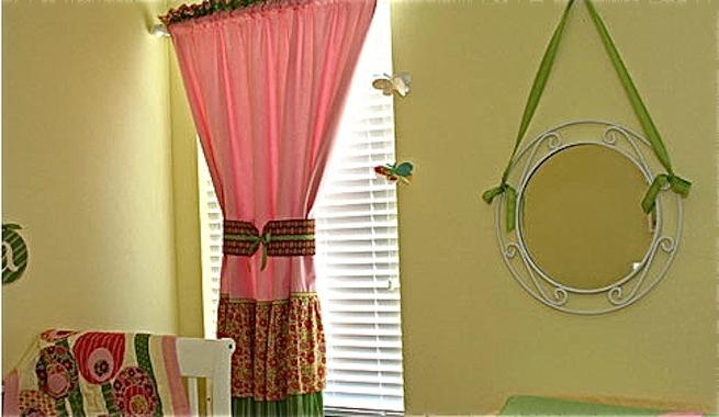 Ideas reutilizar retales cortina