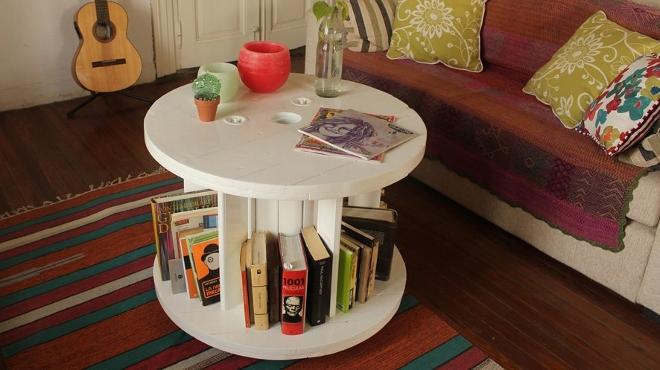 Maderas recicladas muebles reutilizando pal s y elementos for Cosas con madera reciclada