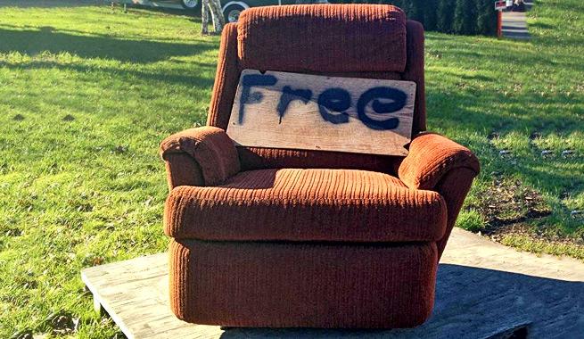 Ideas para reutilizar los muebles