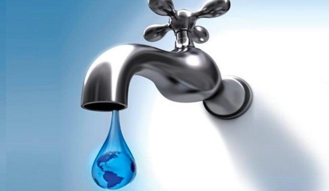 Cerrar el grifo para no malgastar agua for Grifos antiguos de pared