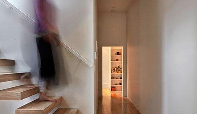 Casa con iluminacion natural por todas partes 2