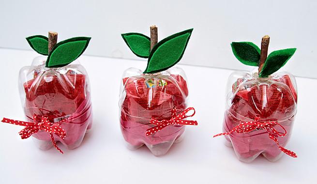 Tres ideas originales para reciclar botellas de pl stico - Que se puede hacer con botellas de plastico ...