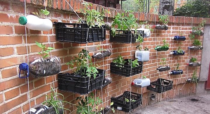 Reutilizar y reciclar como remedio anticrisis for Reciclaje jardin y decoracion