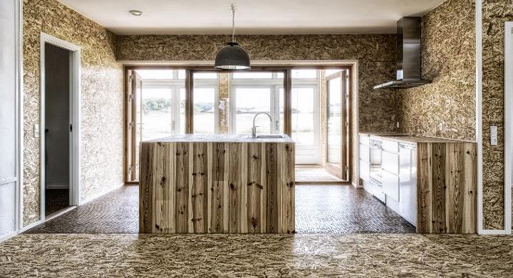Casa de lujo construida s lo con materiales reciclados - Casa de materiales ...