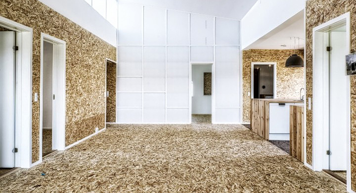 Casa de lujo construida s lo con materiales reciclados - Casas de materiales ...