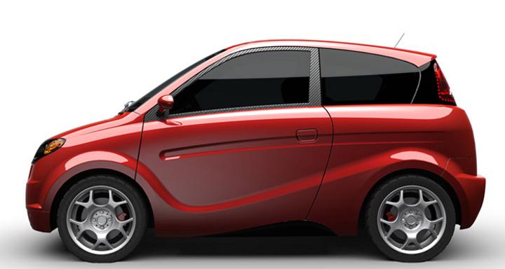 El coche más ecológico del mundo está hecho de cáñamo