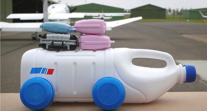 De Camiones Botellas Juguetes Con Plástico AnticrisisFabricar 8Ovnm0Nw