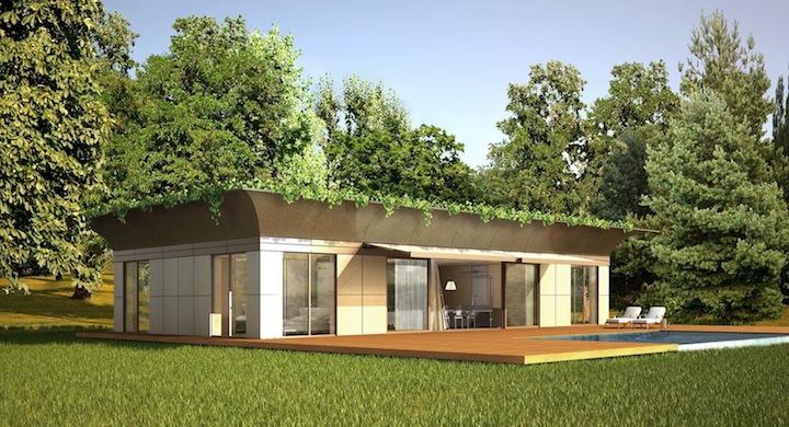 Aspectos b sicos de una vivienda bioclim tica - Casas bioclimaticas prefabricadas ...