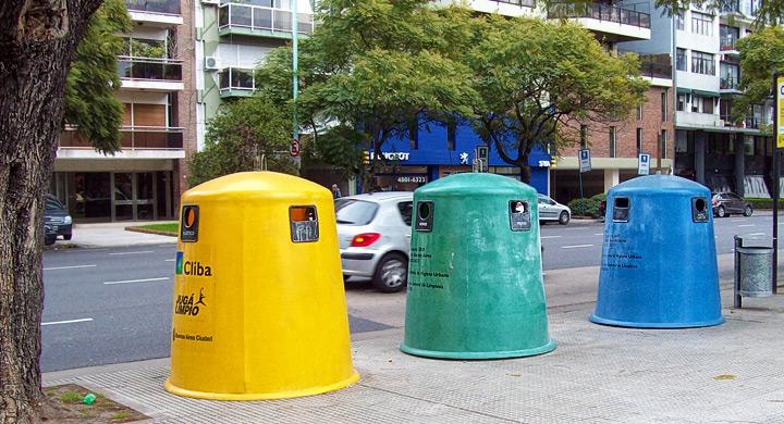 El negocio del reciclaje