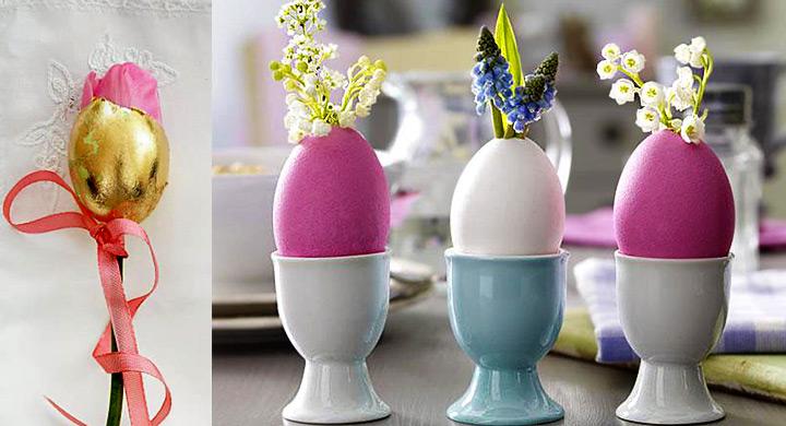 Ideas para reciclar las cascaras de los huevos