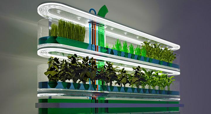 LED para invernaderos