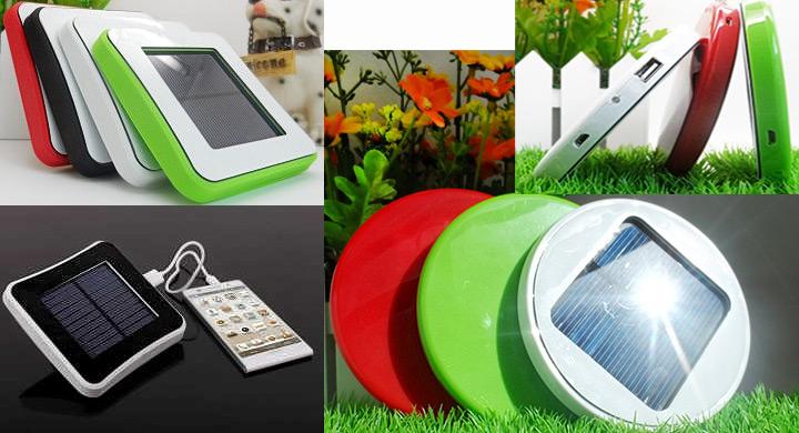 Cargador solar de ventana 7