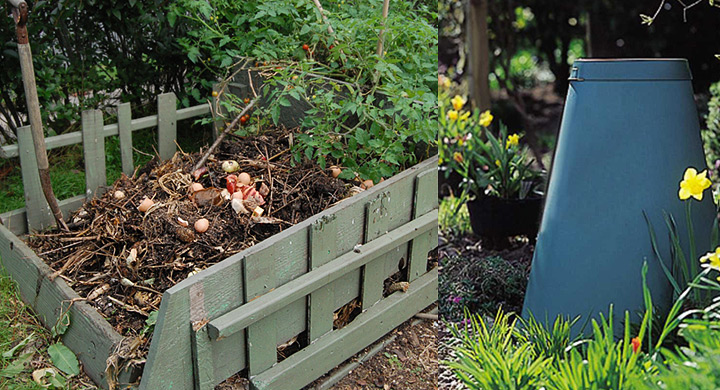 c mo fabricar compost en casa. Black Bedroom Furniture Sets. Home Design Ideas