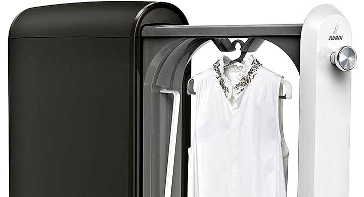 Sistema de reacondicionamiento de la ropa