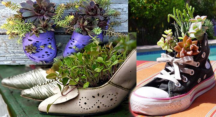 Ideas para reciclar zapatos - Ideas para decorar zapatos de nina ...
