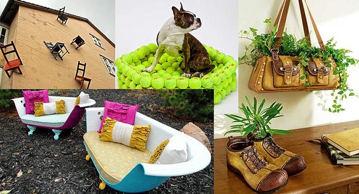 Ideas Locas Para Reciclar Objetos Cotidianos - Ideas-para-reciclar-cosas
