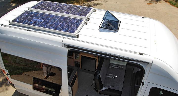 energ a solar para autocaravanas