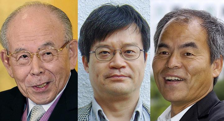 Cientificos japoneses Nobel LED