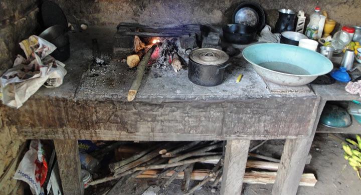 Millones de muertes al a o por contaminaci n en el hogar - Cocina de carbon ...