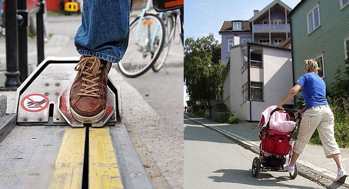 Remontador para bicis