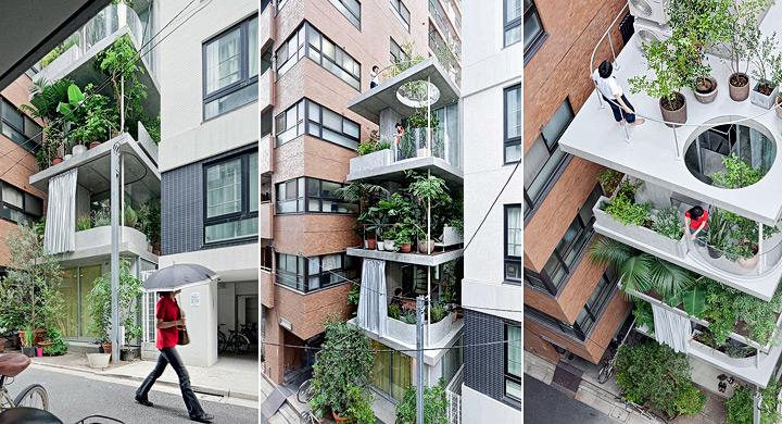 Casa Nishizawa Tokio