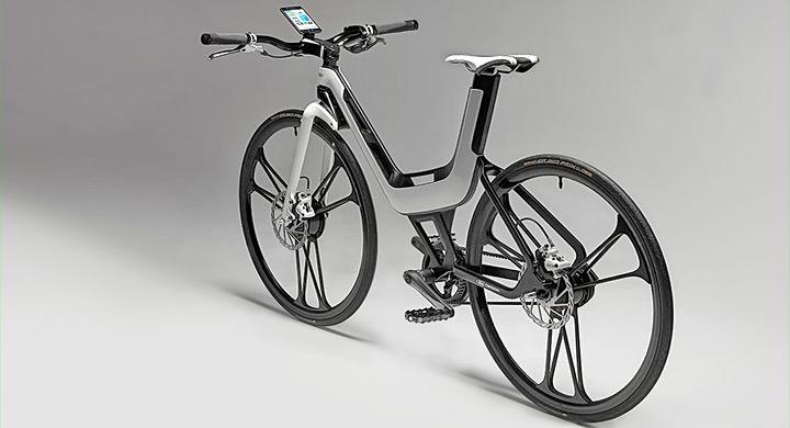 E Bike Ford. 3