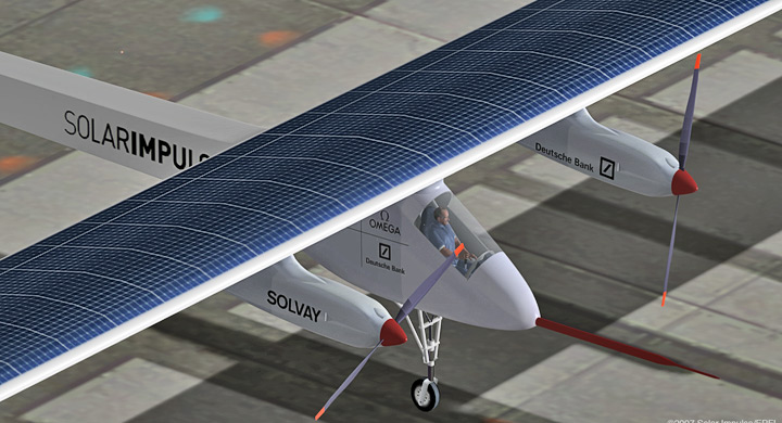 Solar Impulse 3