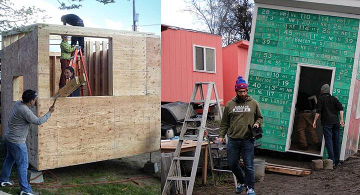 Mini casas con energia solar 2
