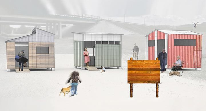 Mini casas con energia solar