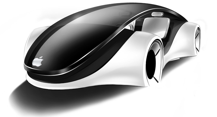Coche Apple 2