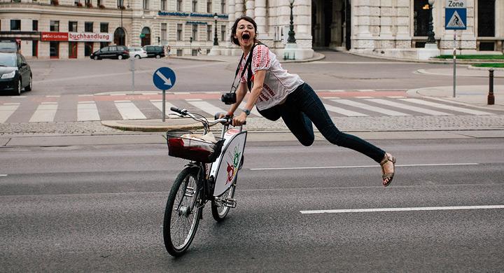 Diversion bici