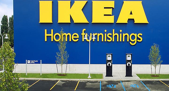 Ikea aparcamiento