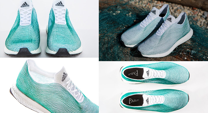 Basura Hechas Zapatillas Oceánica Adidas Txhrscqd De Con QrthxsdC