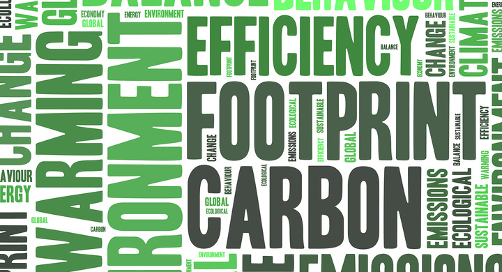 Footprint carbon