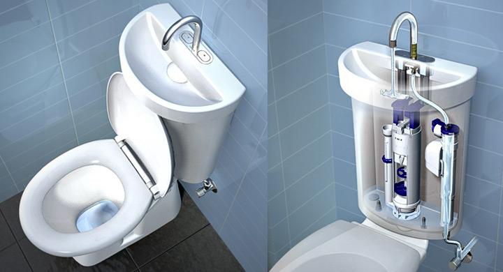 Tres curiosos modelos de inodoro ecol gicos for Wc sin agua