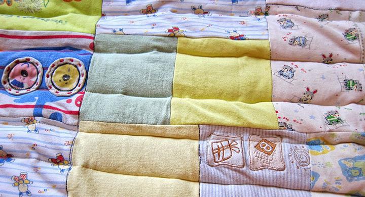Ideas para reciclar s banas viejas - Muestrario de telas para ropa ...