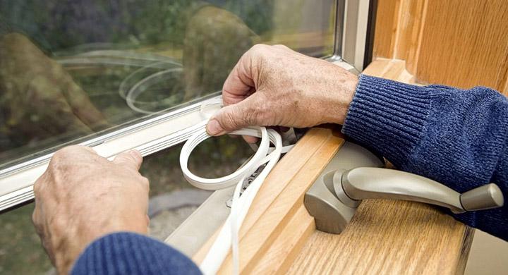 Aislar la ventana