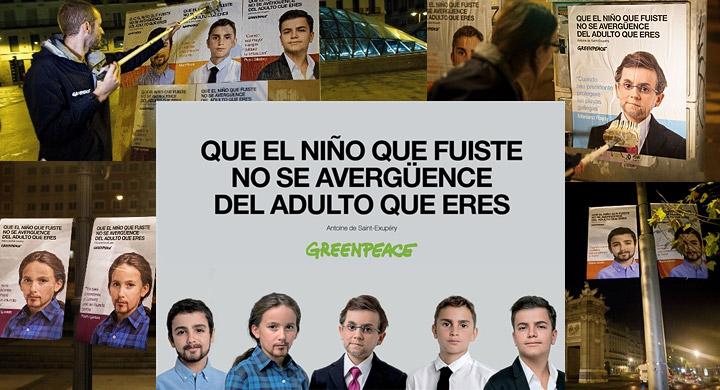Campana Greenpeace