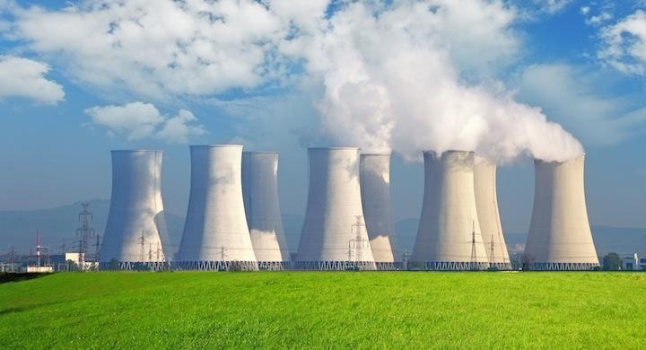 Planta nuclear