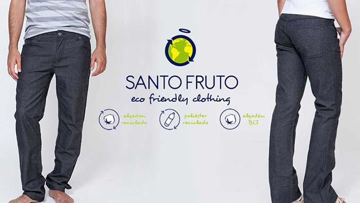 ropa ecologica Santo Fruto