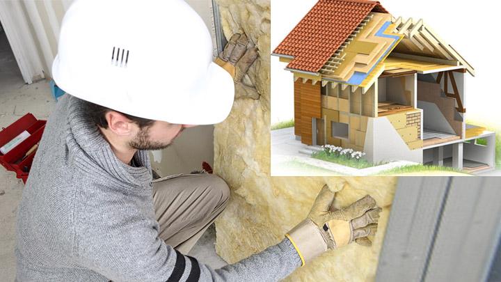 Las mil y una formas de aislar tu casa - Calentar la casa ...