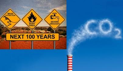Consecuencias cambio climatico